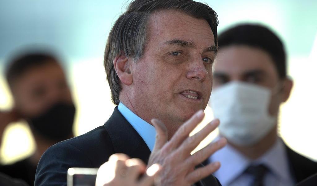 Bolsonaro da positivo a COVID-19 en un nuevo test