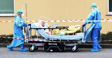 Supera Italia los 35,000 muertos por COVID-19