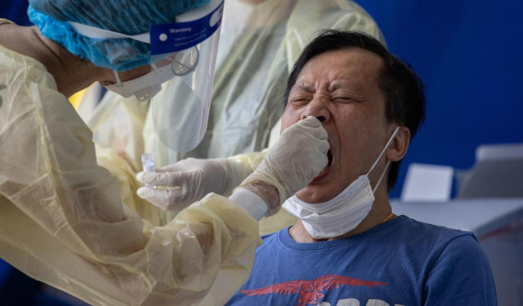 China registra 22 nuevos casos de COVID-19