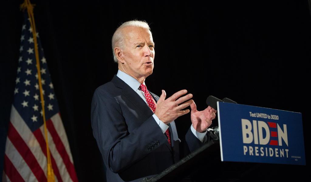 Advierte Biden que no permitirá interferencia en elecciones en EUA