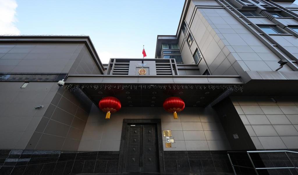 Confirma EUA que ha ordenado el cierre del consulado chino en Houston