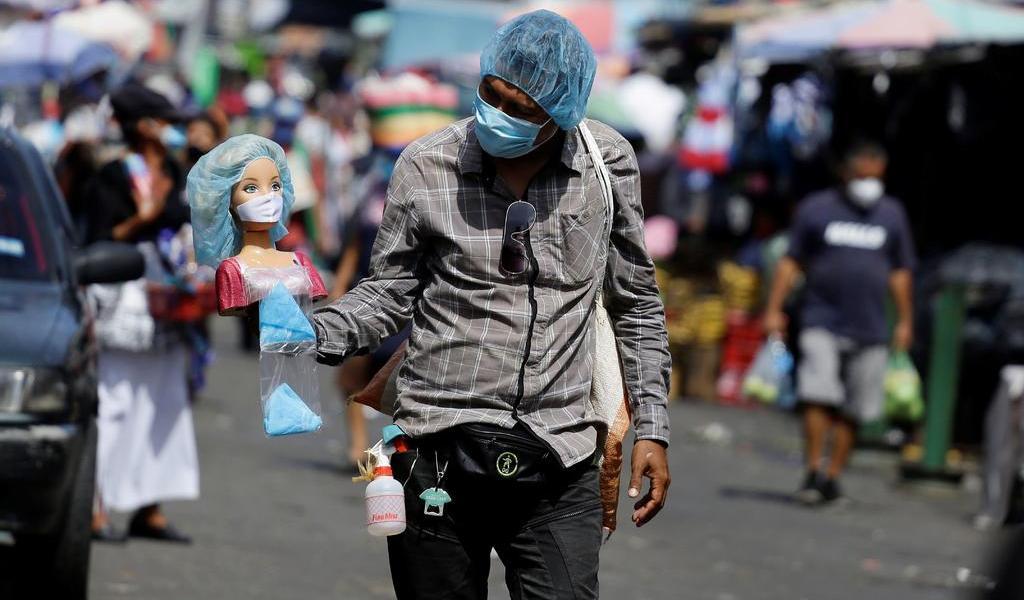 Contagios de COVID-19 rompen récord en El Salvador