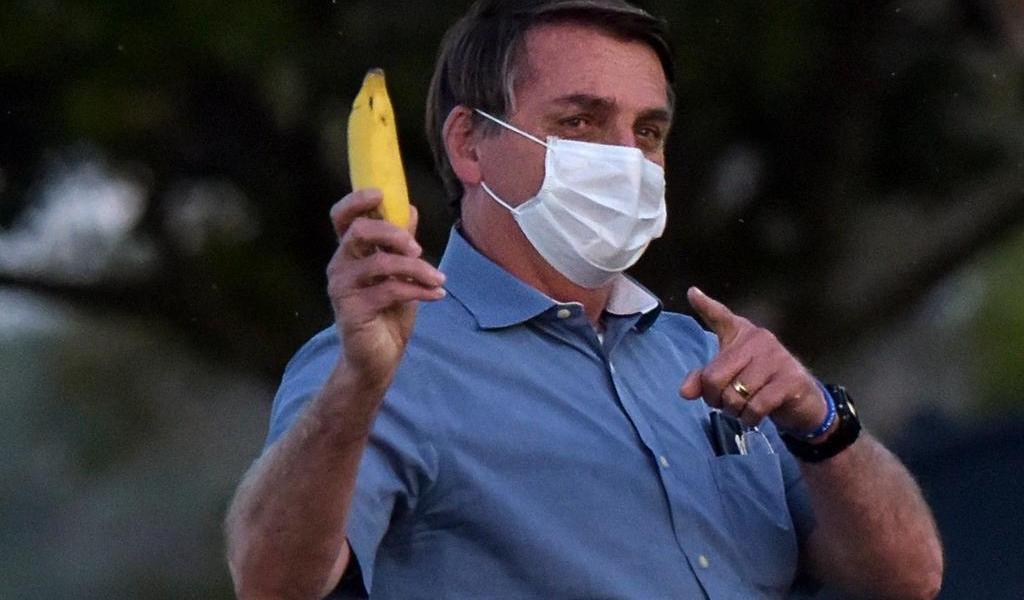 Bolsonaro da negativo a COVID-19 casi tres semanas después de ser contagiado