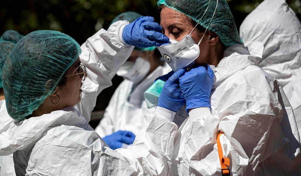 Registra Italia 170 nuevos casos y 5 decesos más por COVID-19