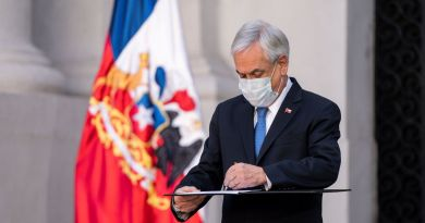 Robustece Piñera perfil conservador