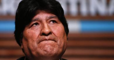 Gobierno boliviano suma otra denuncia contra Evo Morales