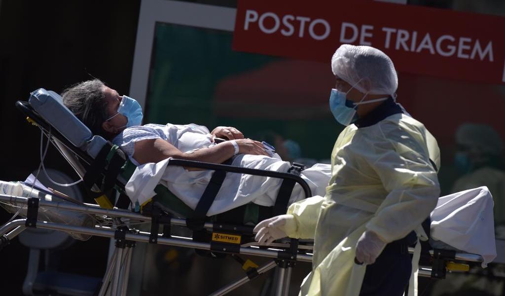 Se acerca Brasil a los 3 millones de casos