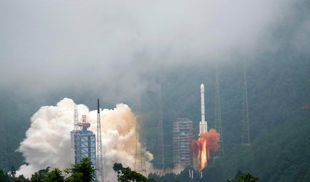 Finaliza China su propio sistema de navegación satelital