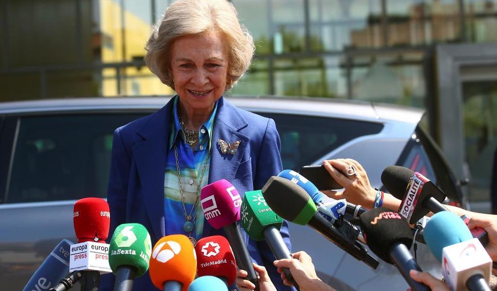 Reina Sofía seguirá en España y mantendrá su actividad institucional