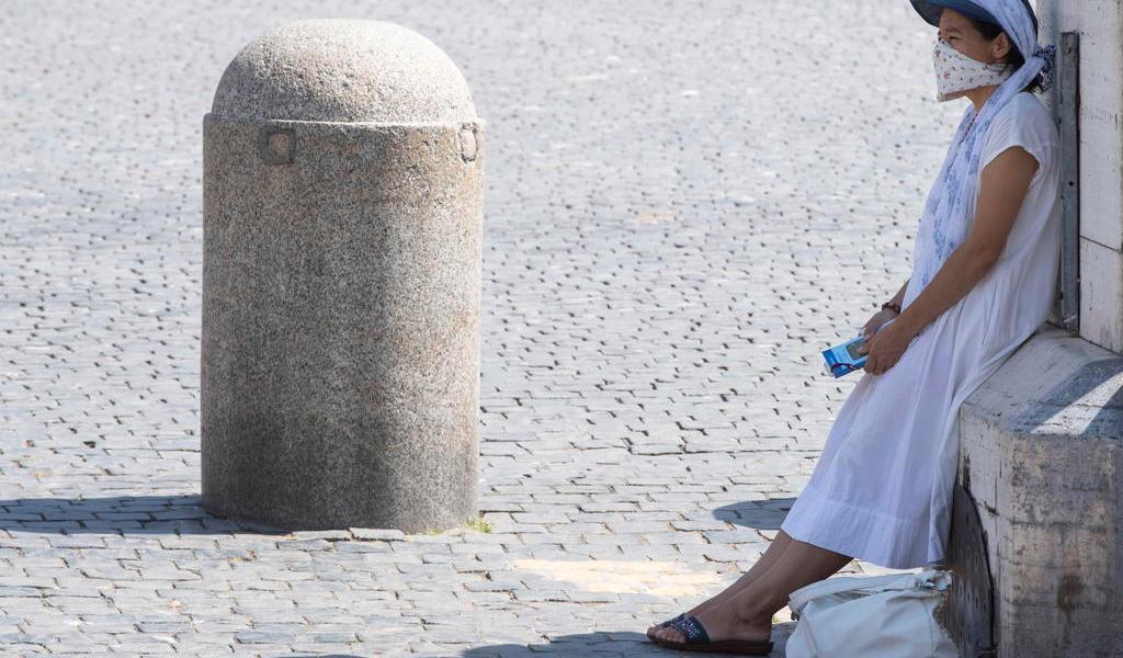 Confirma Italia 190 contagios de COVID-19 en el último día
