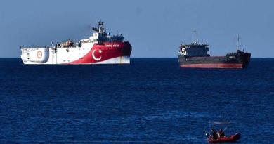 Aumenta tensión entre Turquía y Grecia por búsqueda de gas en el Mediterráneo