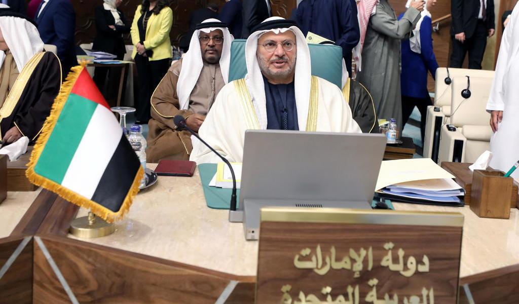 Afirma Emiratos que su iniciativa busca preservar la solución de dos Estados