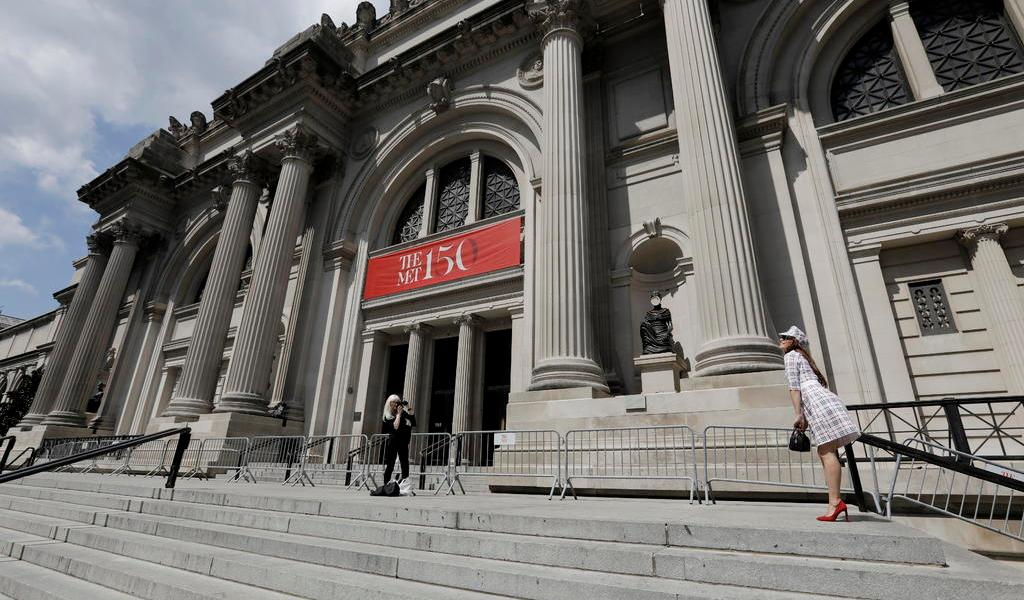 Anuncia Nueva York la reapertura de museos para el 24 de agosto