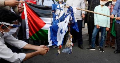 Irán amenaza a EAU por pactar relaciones diplomáticas con Israel
