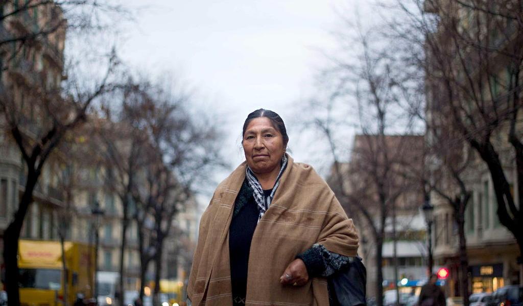 Fallece hermana de Evo Morales, expresidente de Bolivia