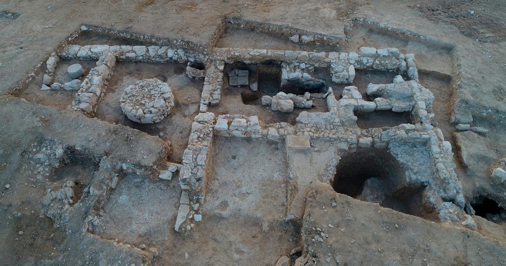 Encuentran fabrica de jabón de hace 1,300 años