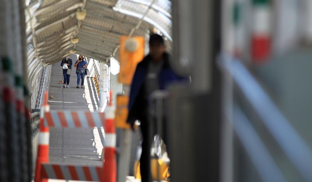 Coronavirus pone en jaque a la frontera de EUA con México