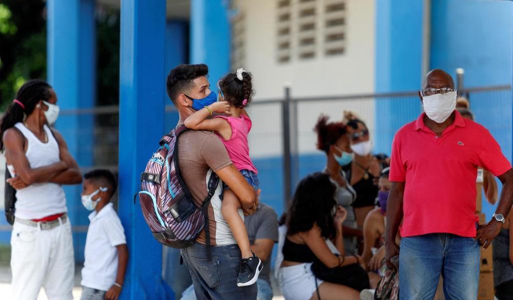 Cuba eleva los contagios de COVID-19; registra 74 nuevos casos