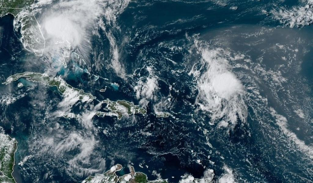 República Dominicana alerta a 19 provincias por la tormenta Laura