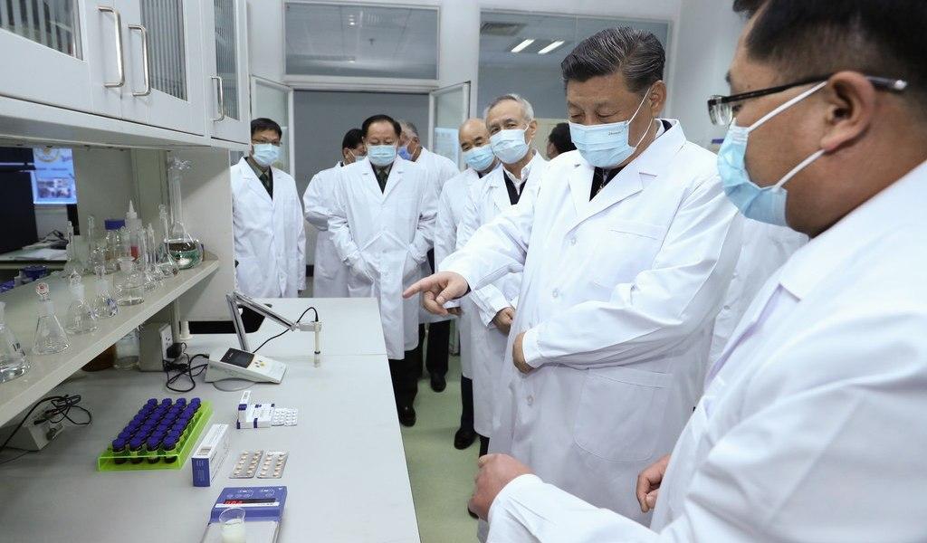 China autorizó en julio 'vacuna de emergencia'