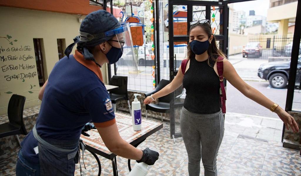 Contagiados de COVID-19 suben a 111,219 en Ecuador