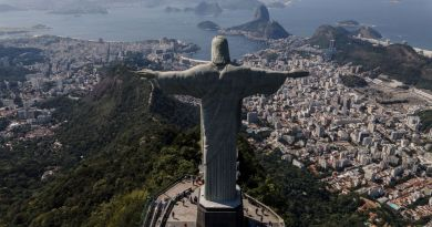 Llega Brasil a las 120,828 muertes por COVID-19