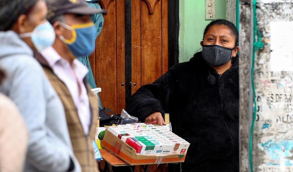 Registra Ecuador 6,556 muertes confirmadas por COVID-19