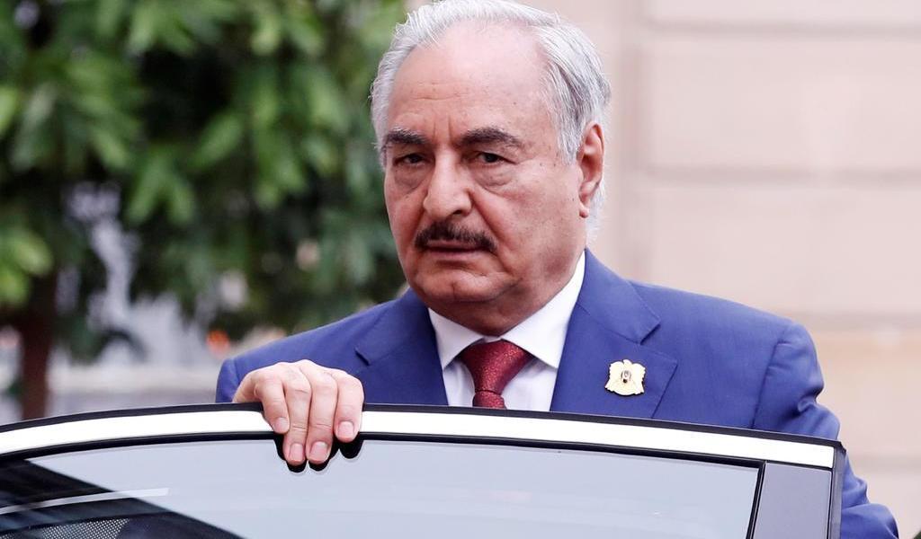 Estrategia en Libia, marcada por el rol de Hafter y aparente división del GNA