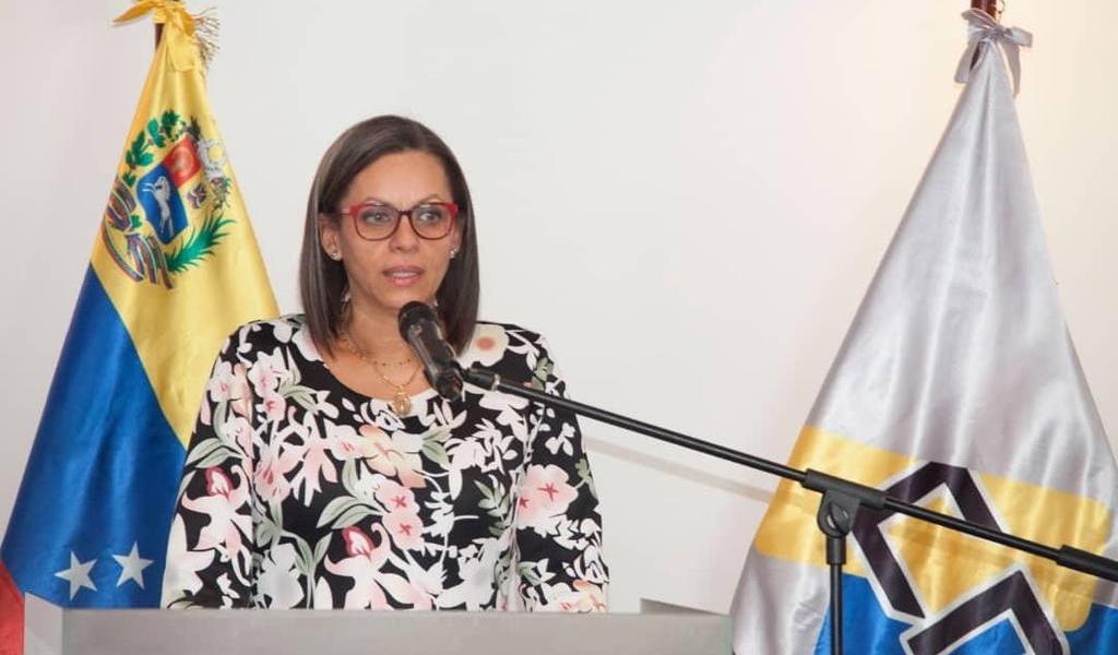 Sanciona EUA a presidenta del consejo electoral de Venezuela