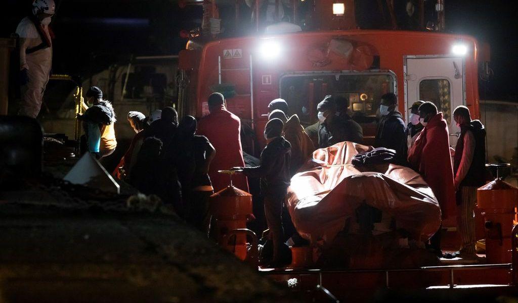 Acogida de migrantes se satura en España