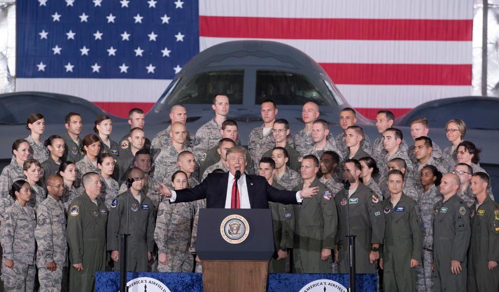 Élite militar y Trump rompen tras filtrarse desdén del presidente por los caídos