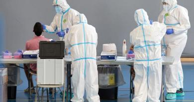 Registra España 4,137 contagios de COVID-19 en 24 horas