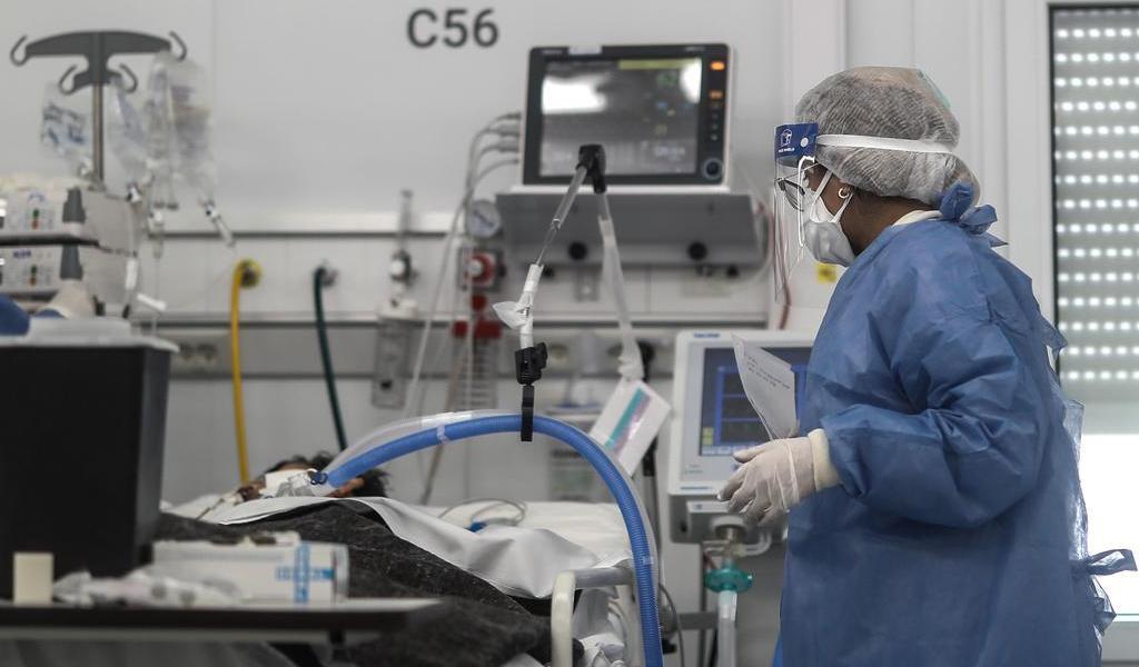 Registra OMS 28.9 millones de casos globales de COVID-19
