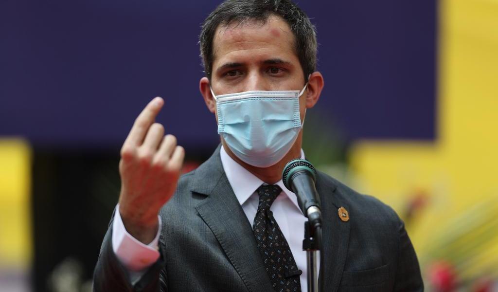 Se atribuye Guaidó el poder de decretar estado de alarma en Venezuela