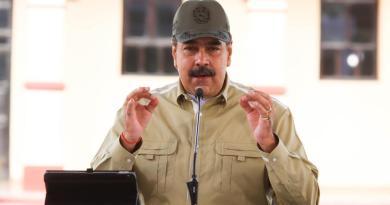 Anuncia EUA sanciones contra Irán y Nicolás Maduro