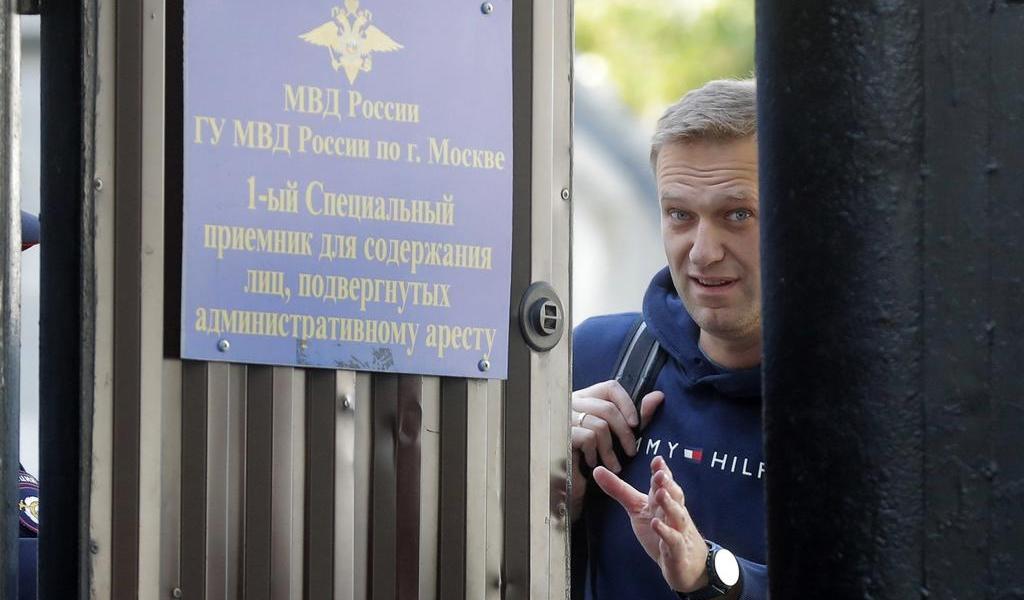 Navalni es dado de alta y médicos ven posible su total recuperación