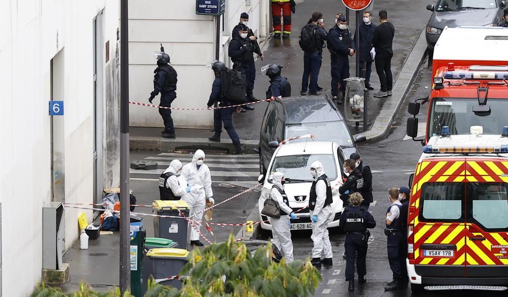 Detienen al autor y a un vinculado con ataque en París