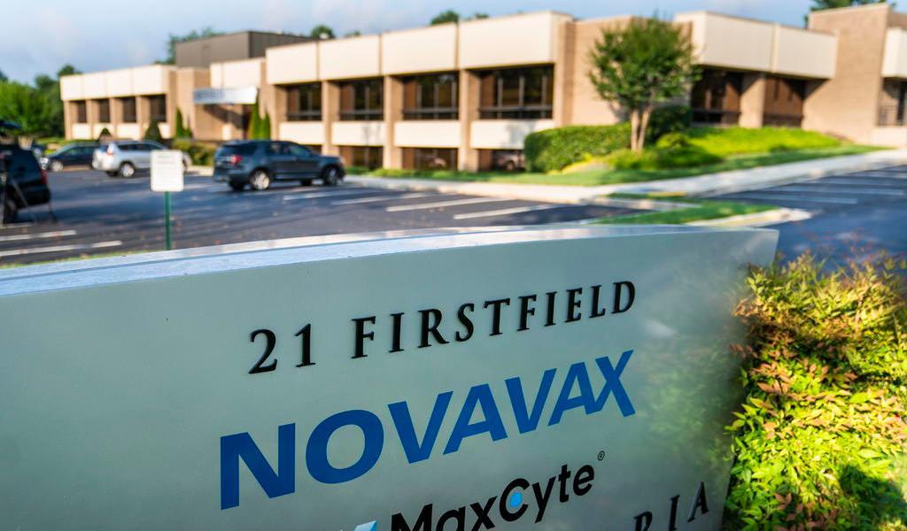 Prueba Novavax vacuna contra COVID-19 en Reino Unido