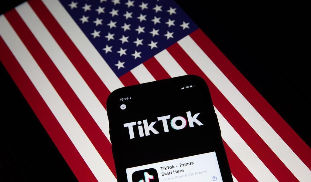 Juez impide a Donald Trump prohibir TikTok por el momento en EUA