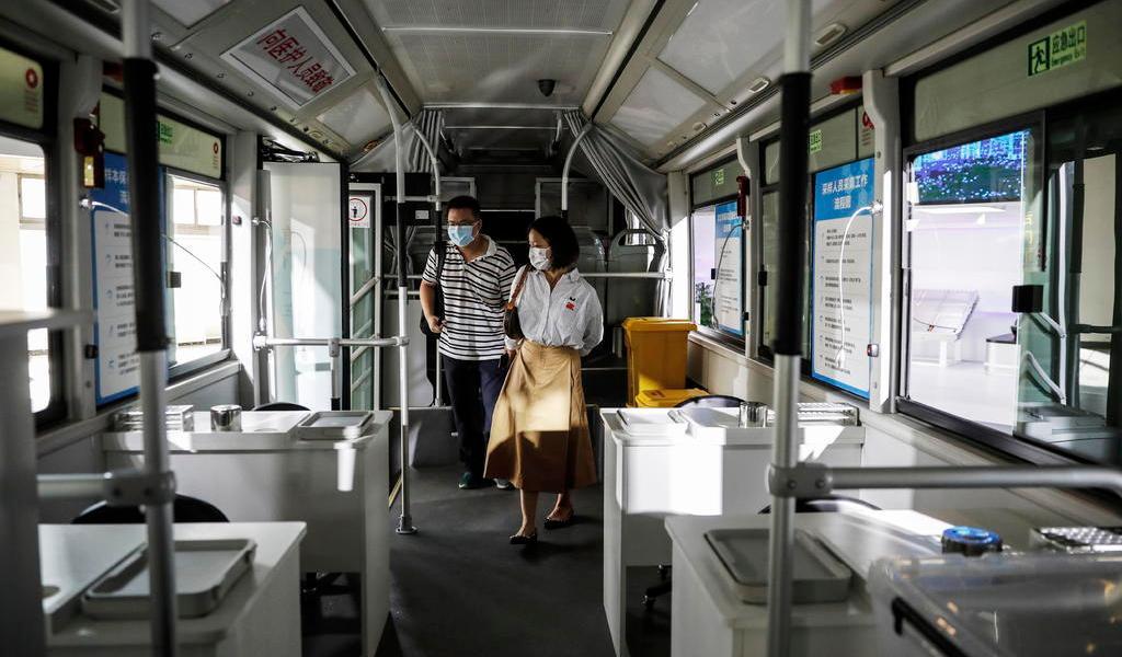 China suma 21 nuevos casos de COVID-19