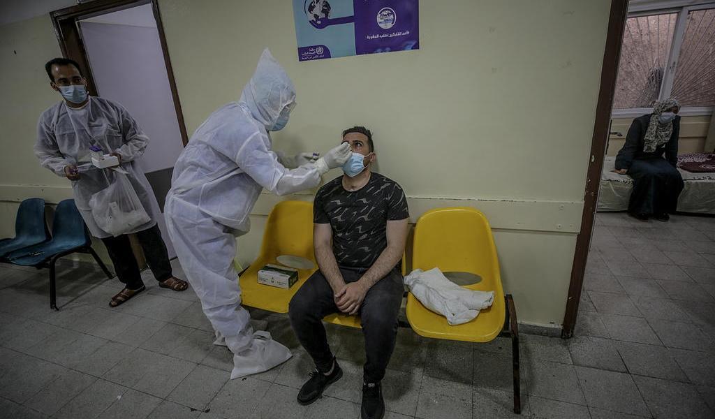 Reconoce ONU fracaso en salud ante la pandemia