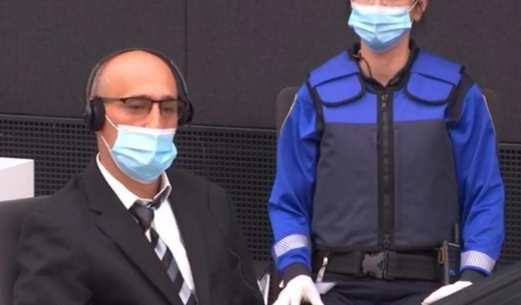Excomandante de Kosovo comparece por primera vez ante tribunal internacional