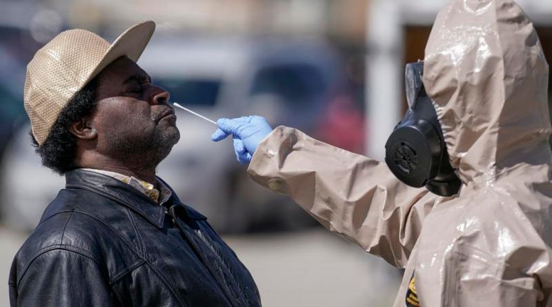 Estados Unidos supera los 206 mil 800 muertos por COVID-19