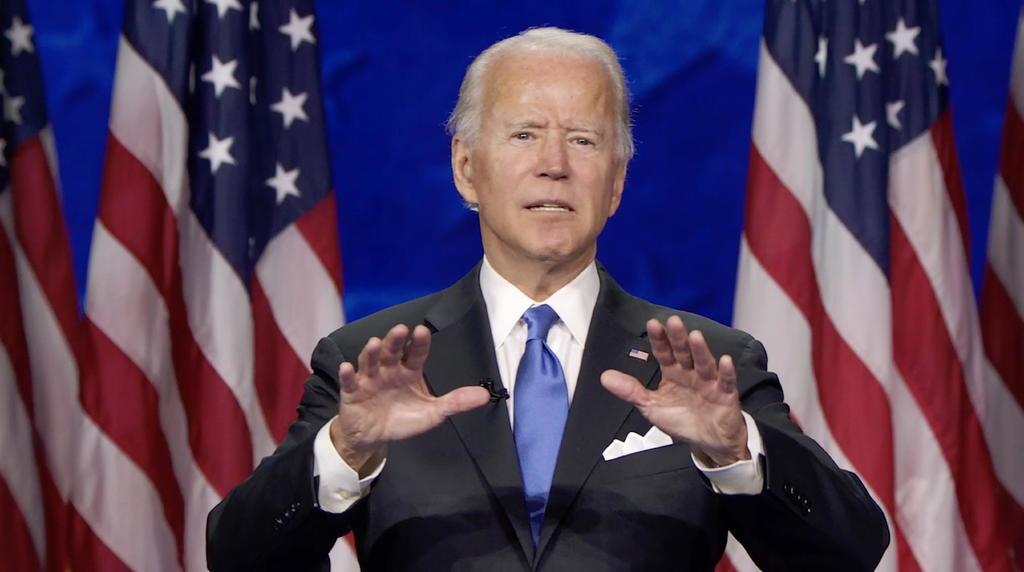 Biden, a la espera de resultados de prueba de COVID-19