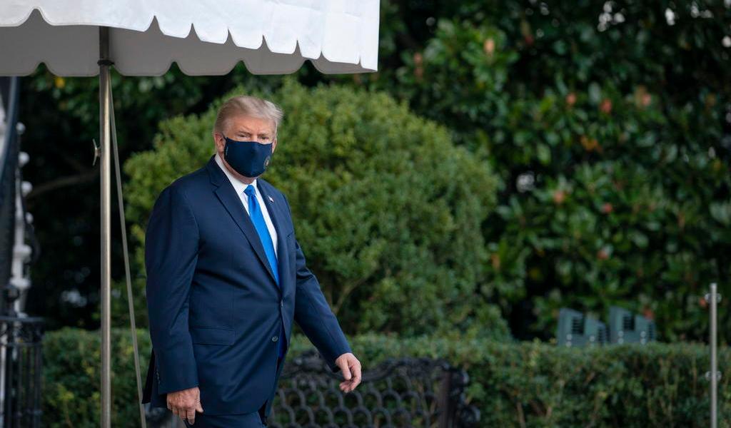 Fiscalía de Nueva York puede exigir declaración de impuestos de Trump