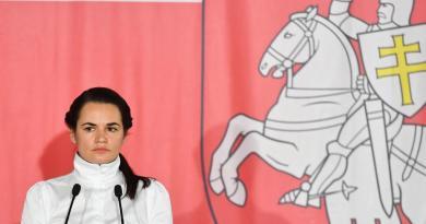 Se declara Rusia en busca y captura de opositora Svetlana Tijanóvskaya