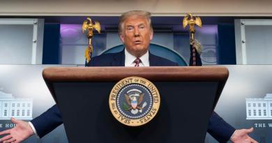 Pese a su positivo a COVID-19, Trump afirma que él no es 'contagioso'