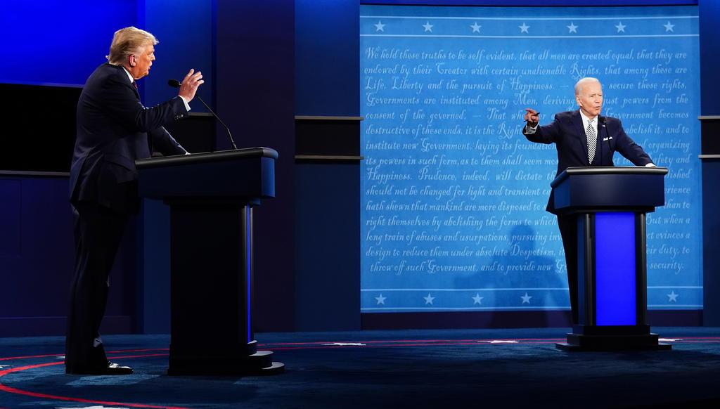 Biden tampoco participará en próximo debate tras negativa de Trump