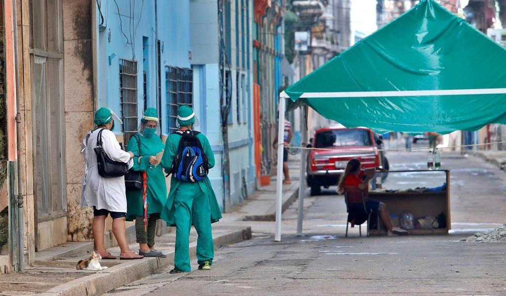 Confirma Cuba 26 nuevos casos de COVID-19