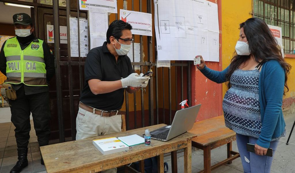 Elecciones en Bolivia también serán atípicas